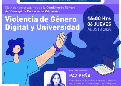 Conversatorio: Violencia de género digital y universidad