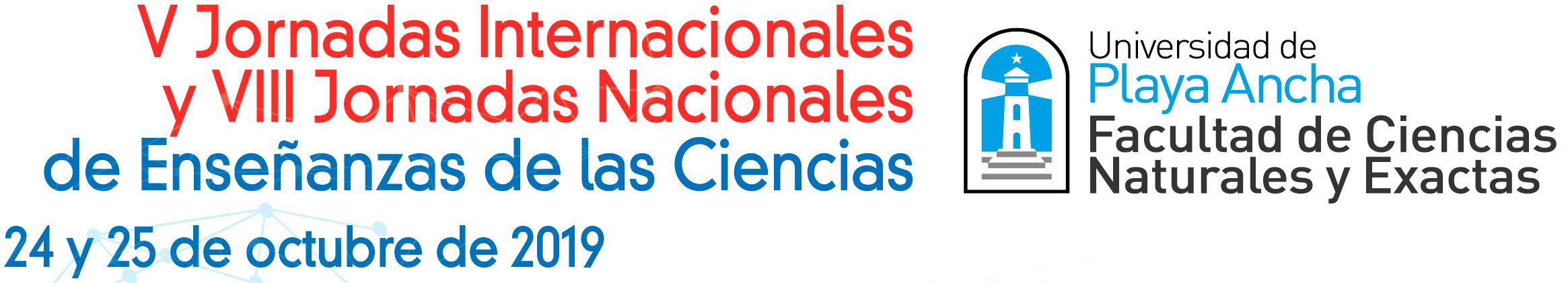Universidad de Playa Ancha - Jornada de Enseñanza de las Ciencias